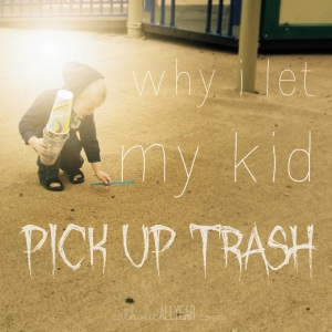 Pick Up Trash