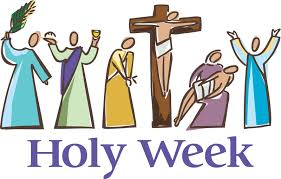 holy week clip